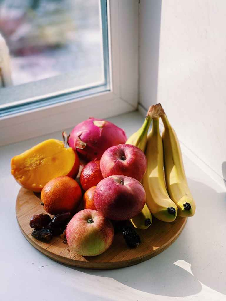 Healthy Food Lifestyle Eating Fruits and vegetables